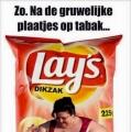 tegen chips vreten...