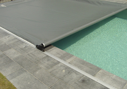 Zwembad afdek