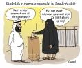 stemmen in Saoudi arabië