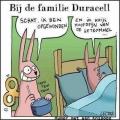 de familie Duracell