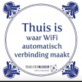 Thuis is...