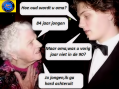 Hoe oud word je oma?