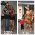 enkele jaren later..
