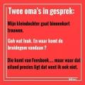 twee oma's