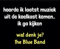 ik wist het Blue Band