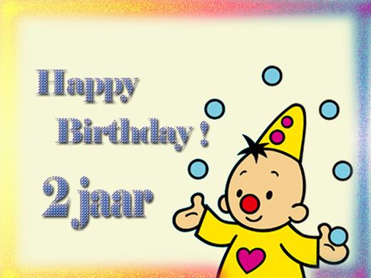 Verjaardag Kind 2 Jaar My Szxhihi Happyspelle