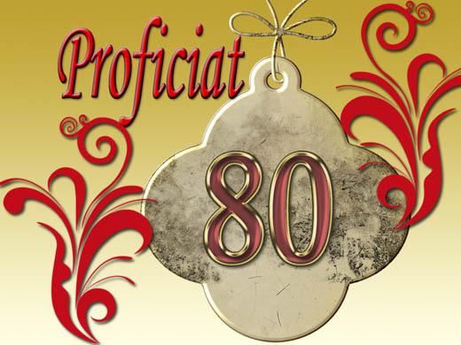 verjaardagskaart 80 jaar Verjaardag 80 Jaar Man   ARCHIDEV verjaardagskaart 80 jaar
